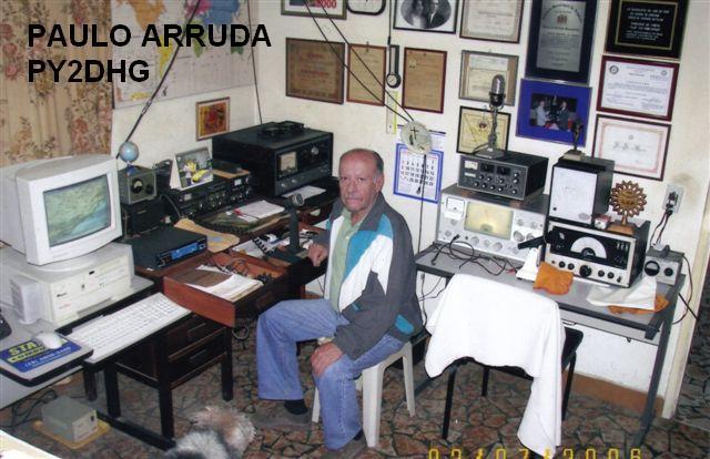 PY2DHG - Paulão do Amparo