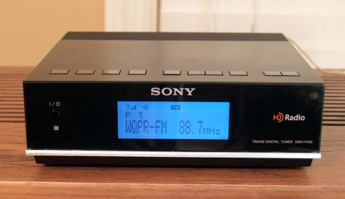 Sony HD Radio