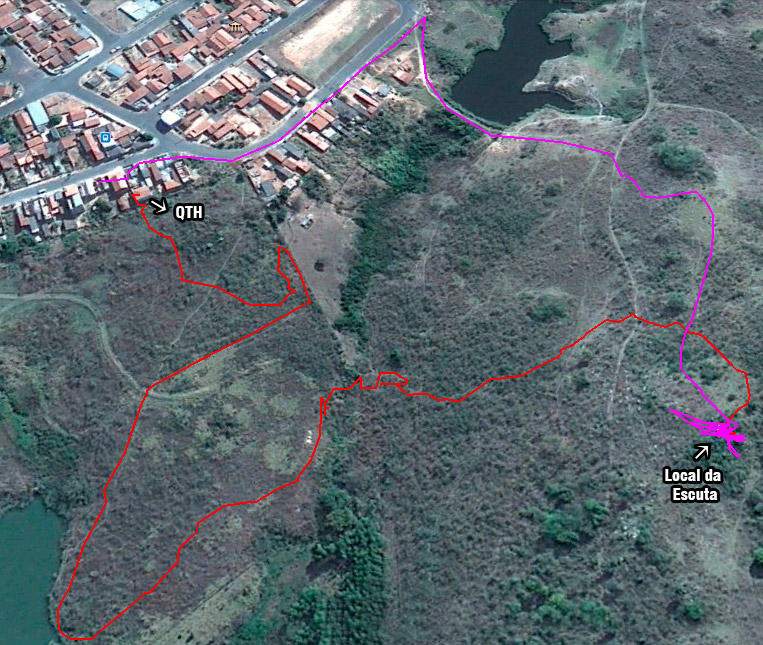 Mapa escuta 22/09/2013