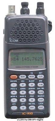 Icom IC-R10