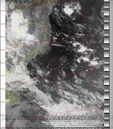 NOAA 15 05/03/15 07:39 UTC - 137.9125 MHz