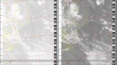 NOAA 18 05/03/15 07:15 UTC - 137.9125 MHz