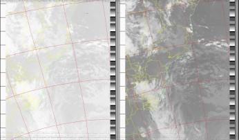 NOAA 19 02/03/15 03:30 UTC